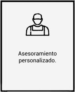 Asesoramiento personalizado